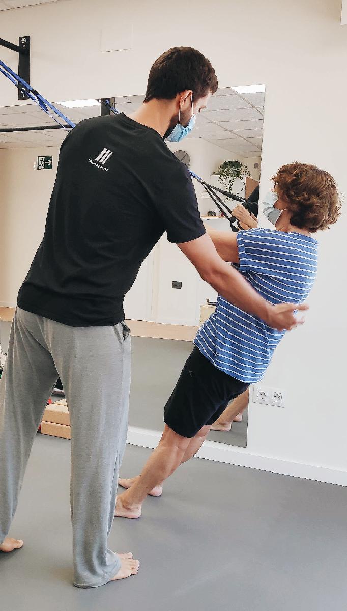 ejercicio terapéutico - centro kinesio